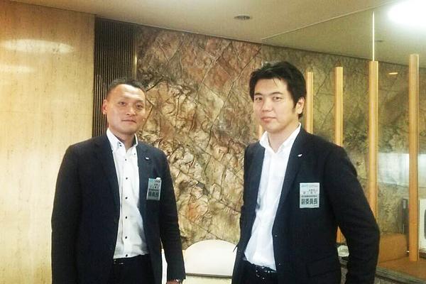 杉山さんと樋口さんの対談